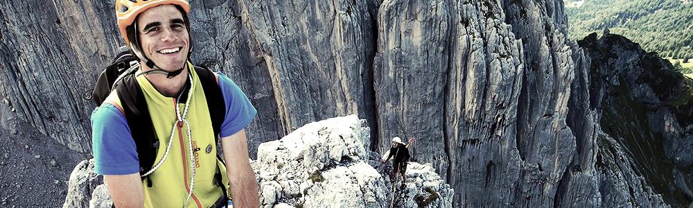 Alpinklettern Wilder Kaiser Bergführer
