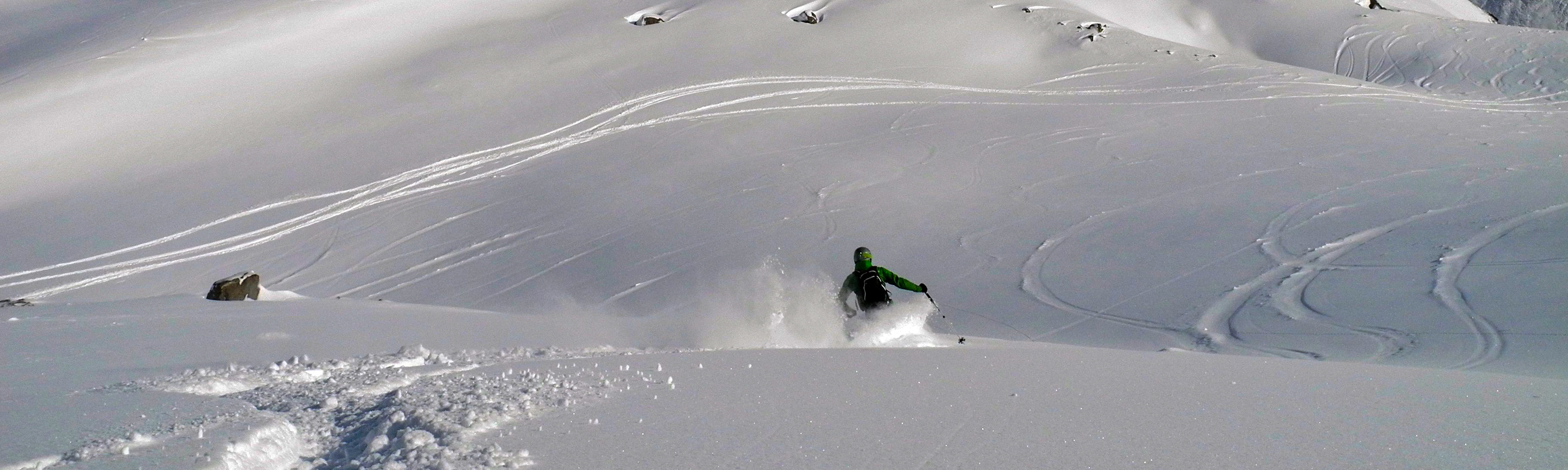 Freeride Andermatt Guide