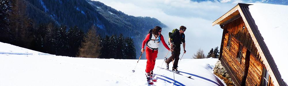 Skitour, Skidurchquerung, Kitzbühl