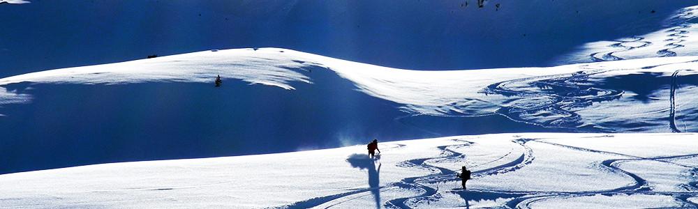 Skitour, Skidurchquerung, Sellrain