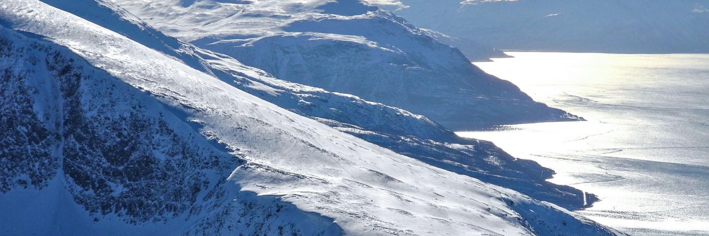Skireisen, Norwegen, Bergführer