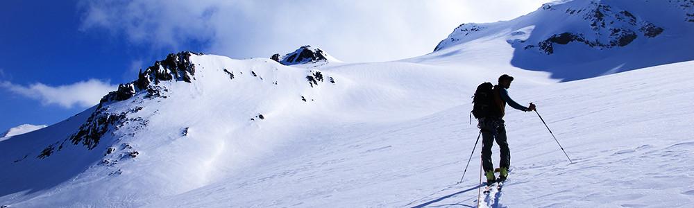 Skitouren Stützpunkte, Ahrntal