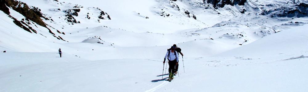 Skitouren Stützpunkte, Zufallhütte