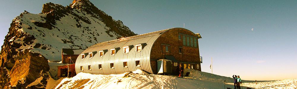 Überschreitungen, Glockner, Skitour mit Bergführer