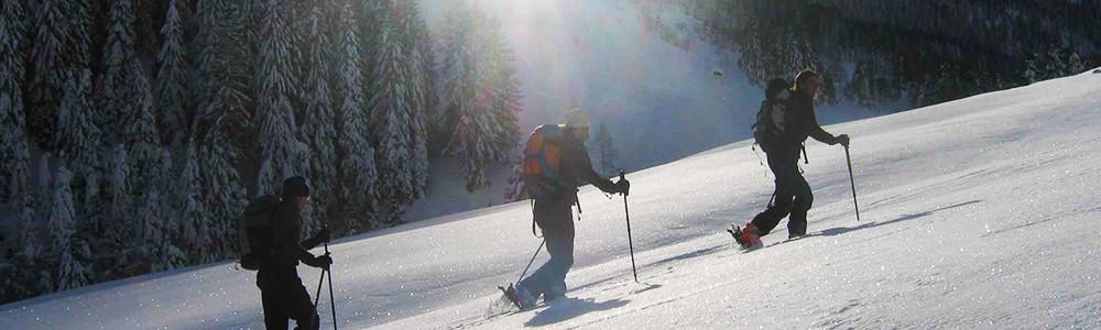 Überschreitungen, Kitzbühl, Bergführer