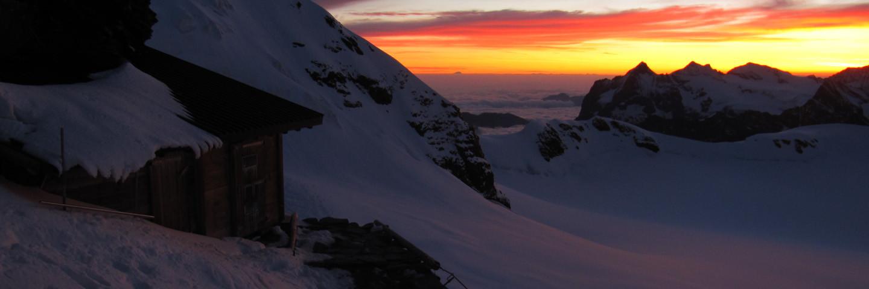 Hochtour, Führungen, Alpinschule, Bergführer, Berner Oberland, Bern