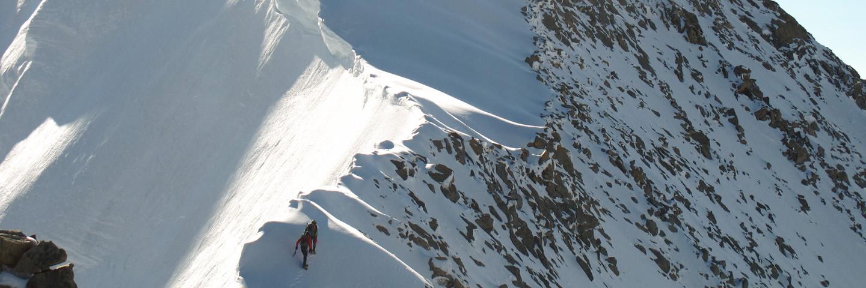 Hochtour, Führungen, Alpinschule, Bergführer, Bernina