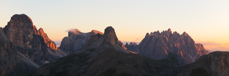 Alpinklettern Dolomiten, Führungen, Bergführer