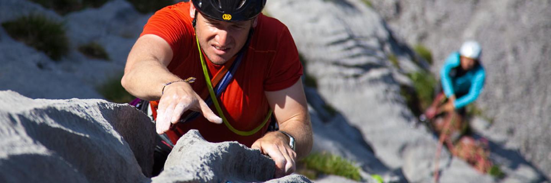 Einsteigerkurs Alpinklettern, Führungen, Bergführer