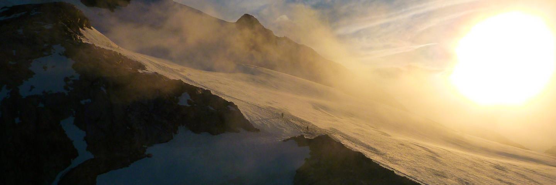 Hochtour, Führungen, Alpinschule, Bergführer, Dauphine, Swiss