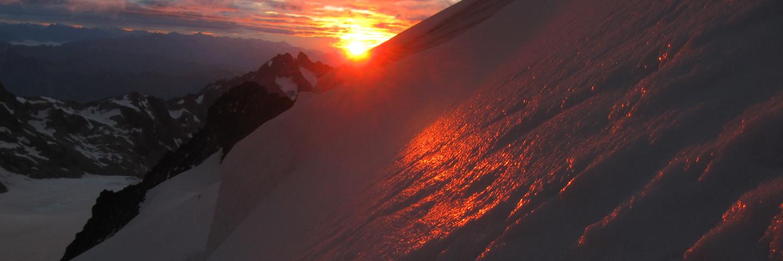 Dauphine Hochtour, Führungen, Alpinschule, Bergführer, Dauphine, Swiss