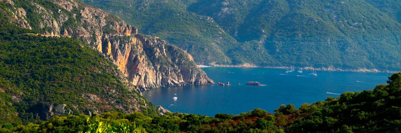 Kletterreise Korsika, Outdoor