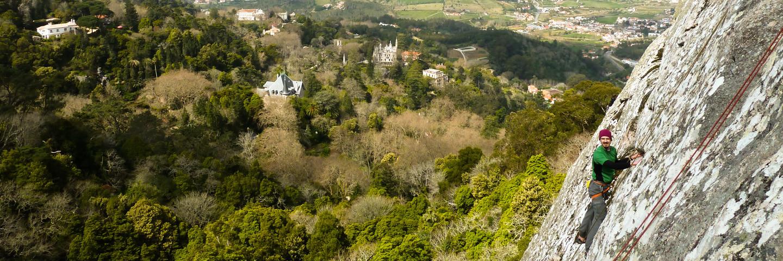 Kletterreise, Portugal, Outdoor