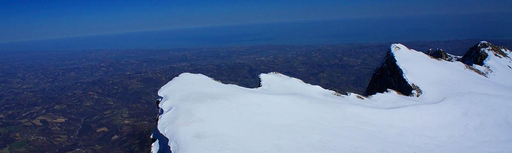 Skireisen, Abruzzen, Bergführer