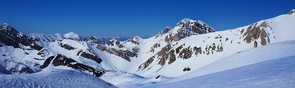 Skireisen, Marokko, Bergführer
