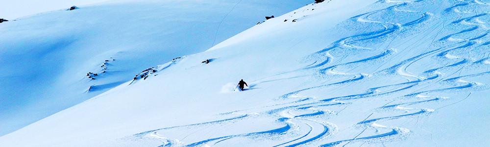 Teifschee, Ski, Fahren, Kurs