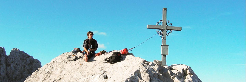 Alpinklettern, Führungen, Bergführer Wilder Kaiser