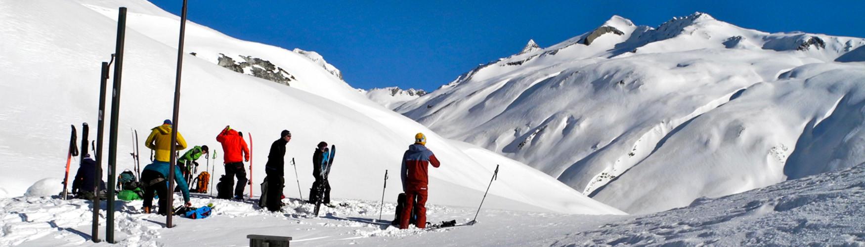 Bergführer Skitour Transalp, Alpenüberquerung Ski, Alpenüberquerung Skitour
