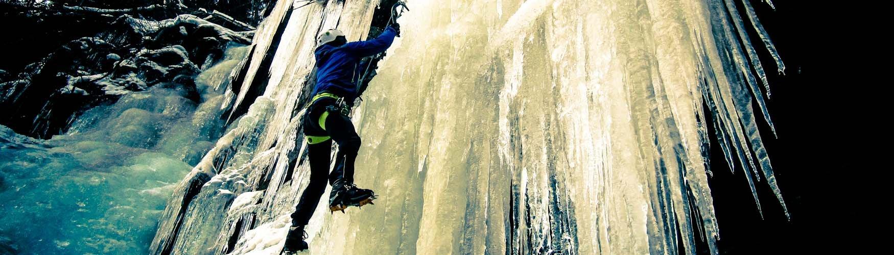 Eiskletternführung Sellrain Bergführer, Sellrain Eisklettern Bergführer, Tirol Eisklettern