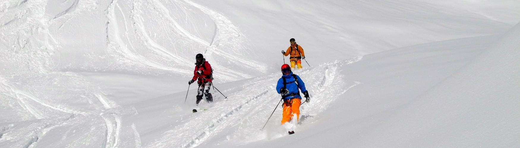 Freeride am Matterhorn