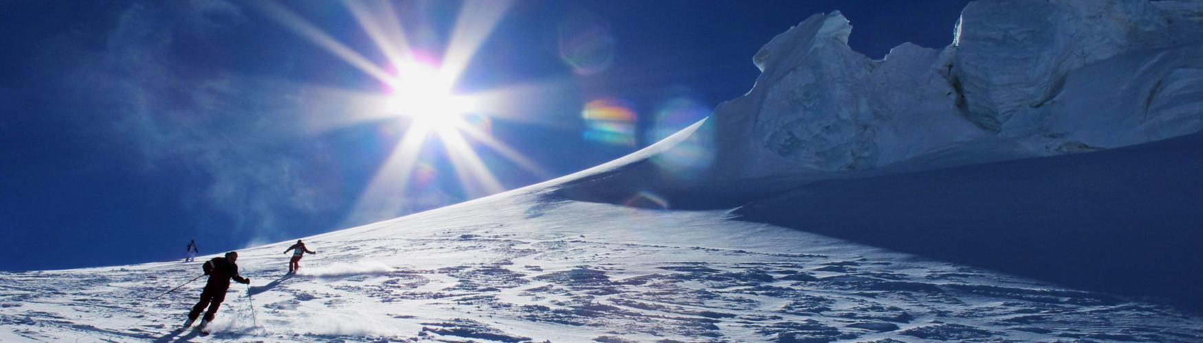 Heliski Schweiz Zermatt