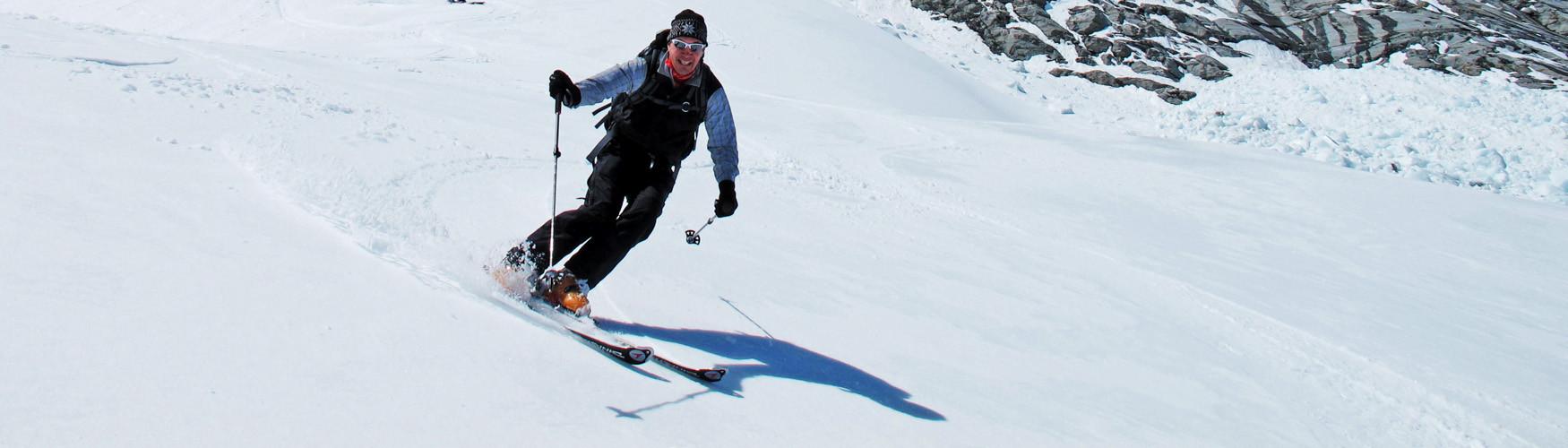 Heliski Freeride Zermatt