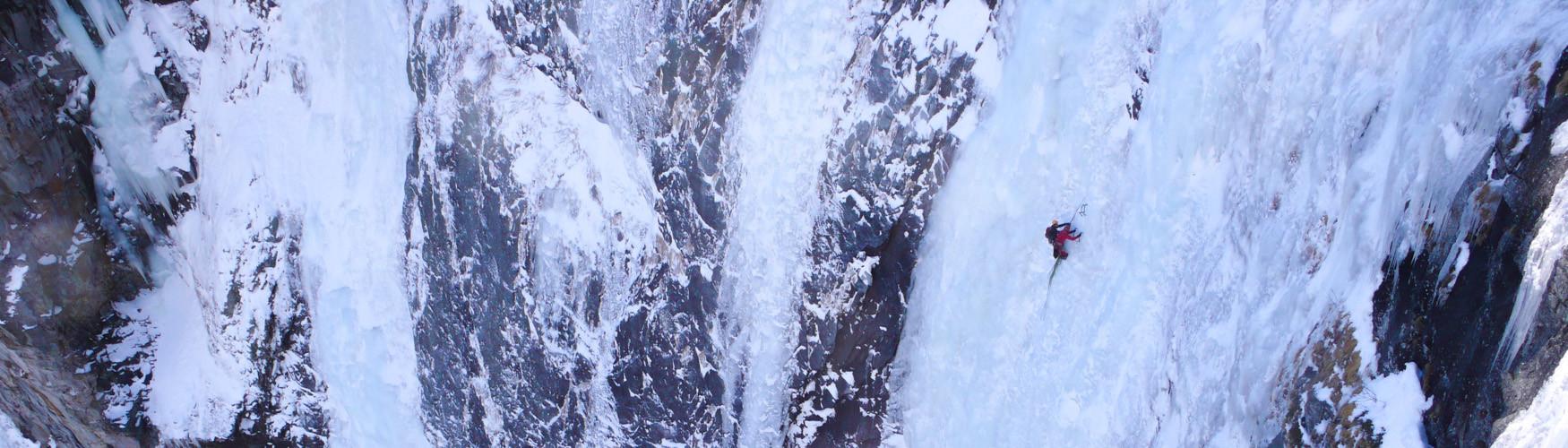 Mordor Bergführer, Holyday on ice Eisklettern, Schleierfall Eisklettern, Bergführer Tirol