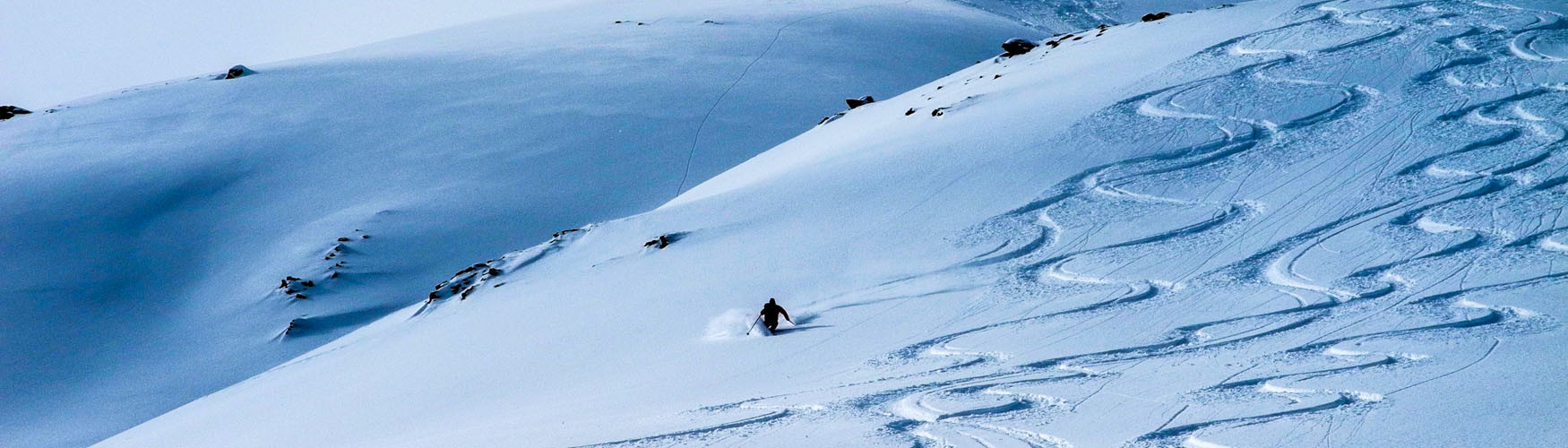 Skitouren und Fahrtraining