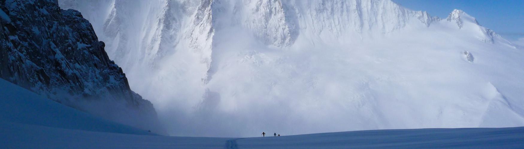Skiduruchquerung Haute Route
