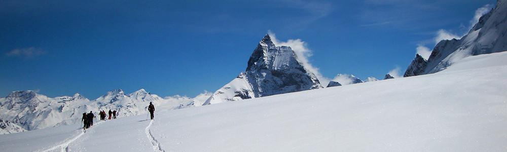 Skitour Zermatt