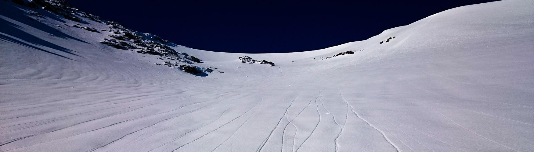 Chile Skireise, Skitouren Chile