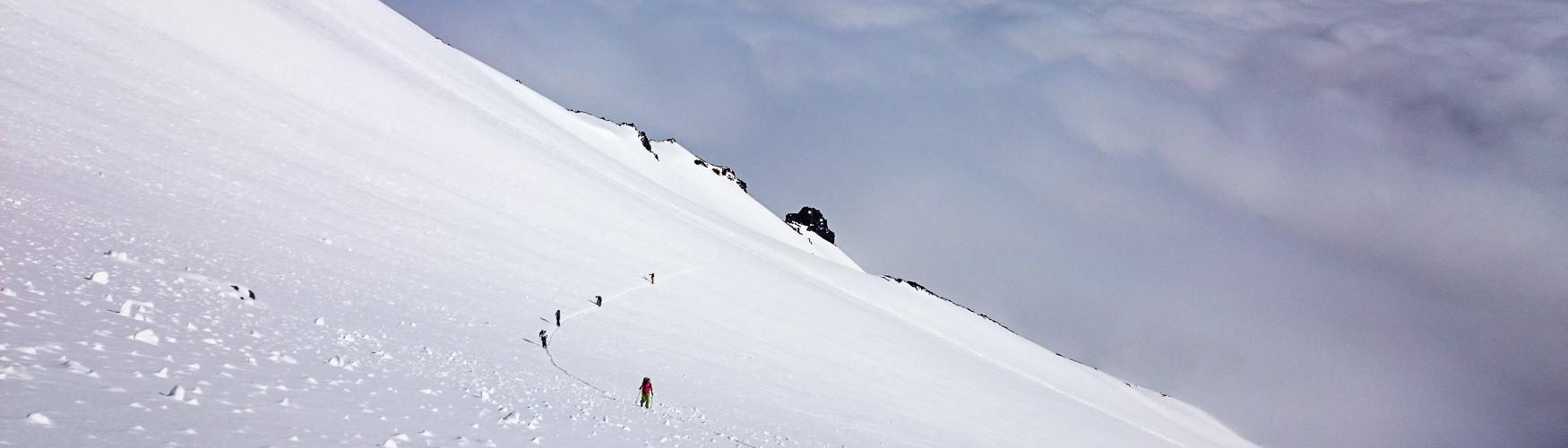 Chile Bergführer