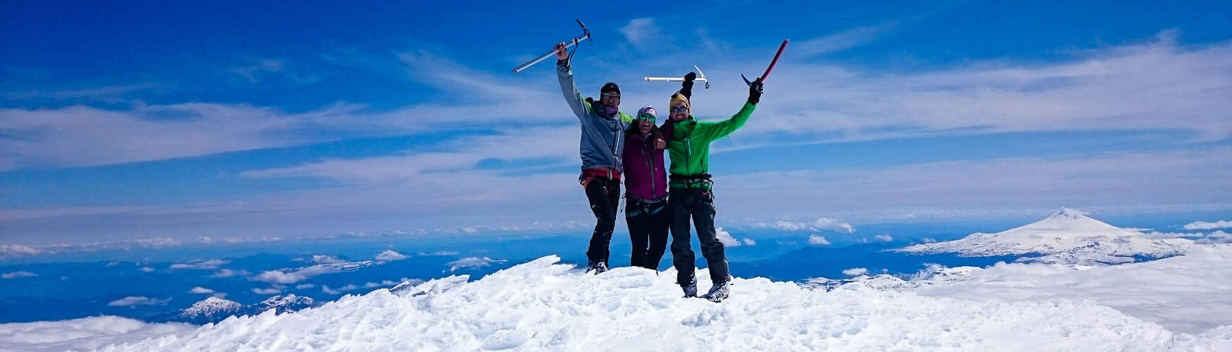 Chile Skitouren