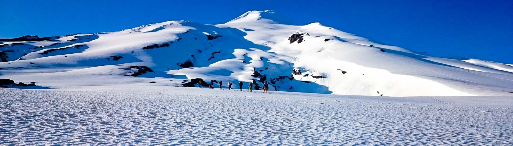 Chile Skifahren, Skitouren
