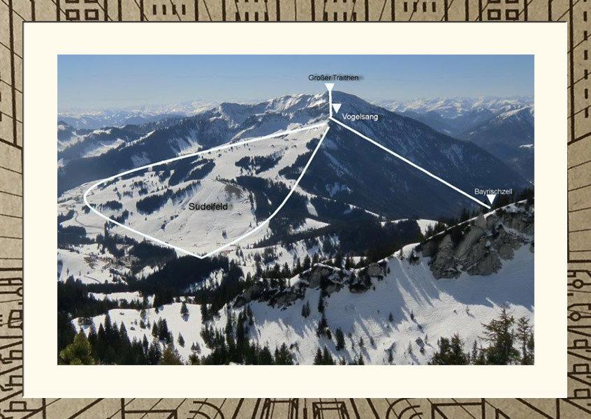 Sudelfeld, Skifahren Sudelfeld