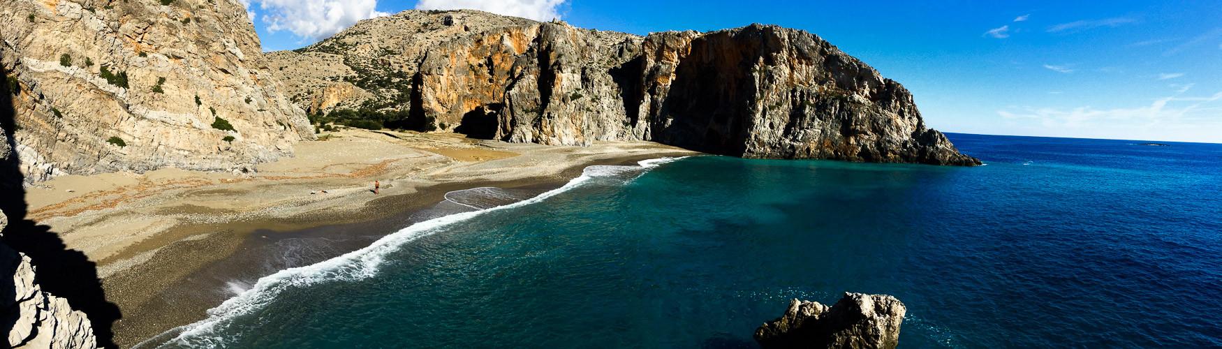 Kletterreise Kreta