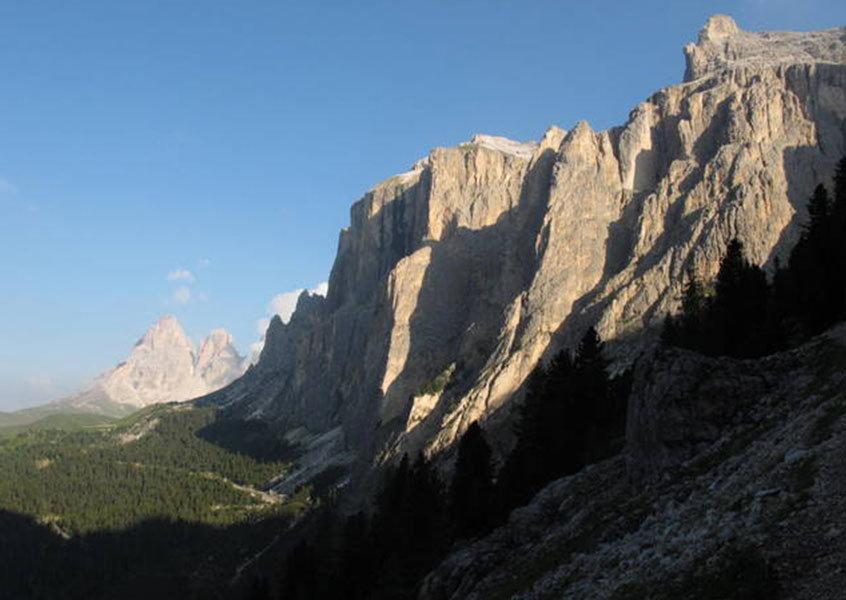 Dolomiten Alpinklettern