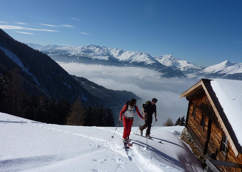 Kitzbühler Alpen Skitour Bergführer