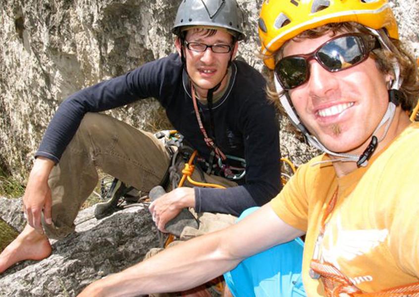 Klettern Arco Guide
