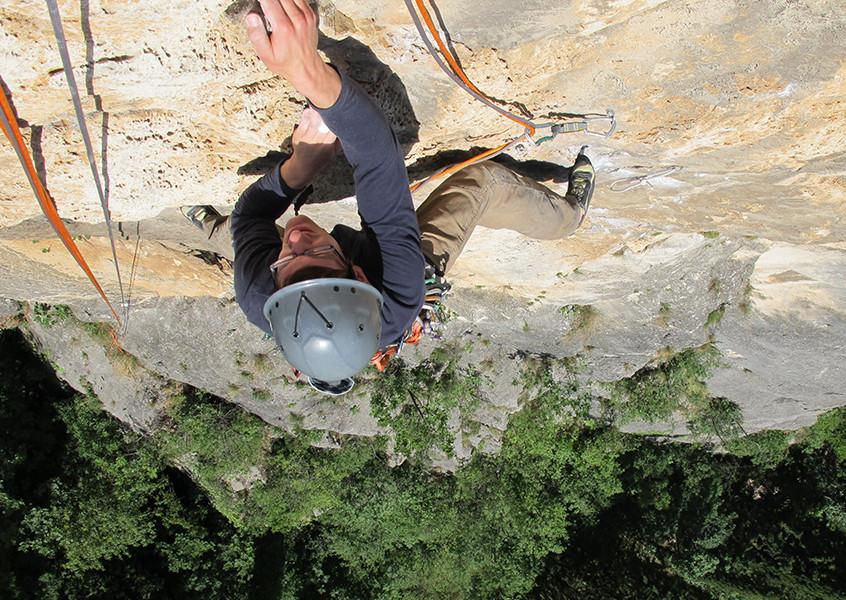 Klettern Gardasee