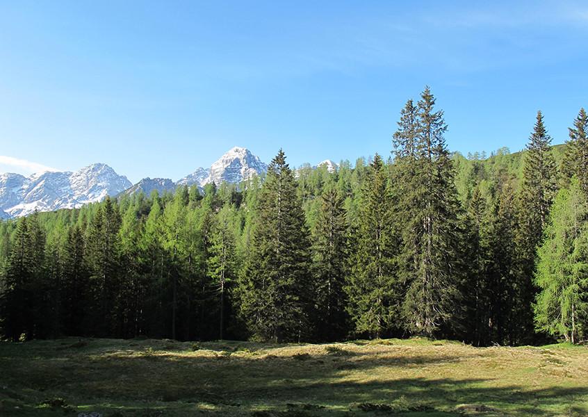 Dolomiten klettern