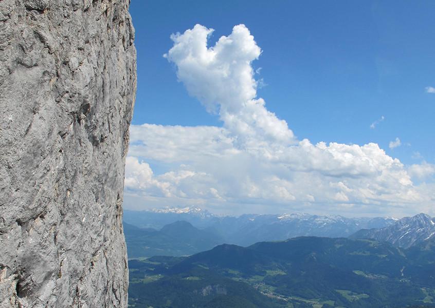 Bergführer Alpinklettern