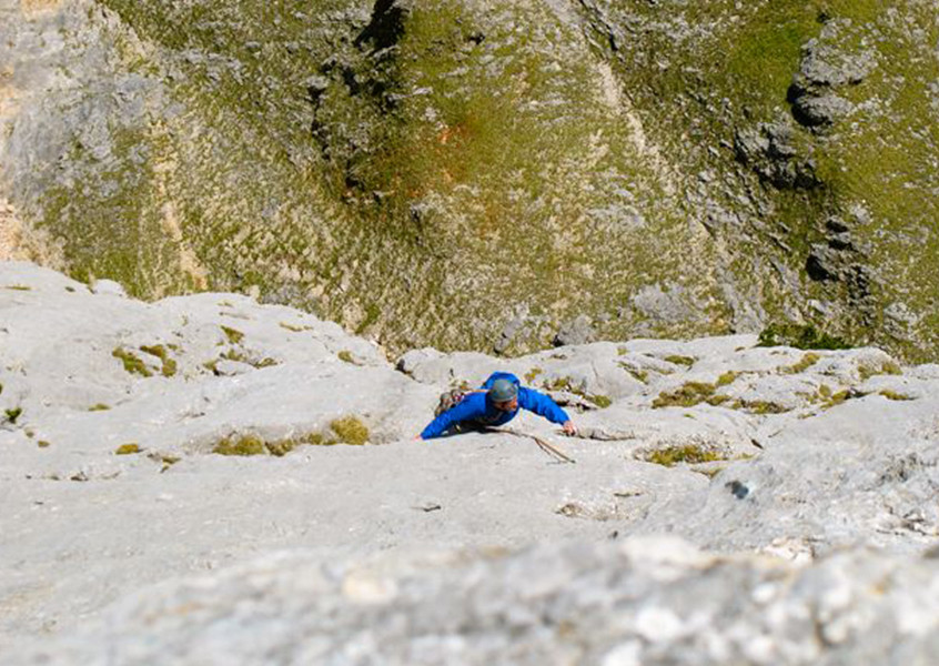 Bergführer Dolomiten