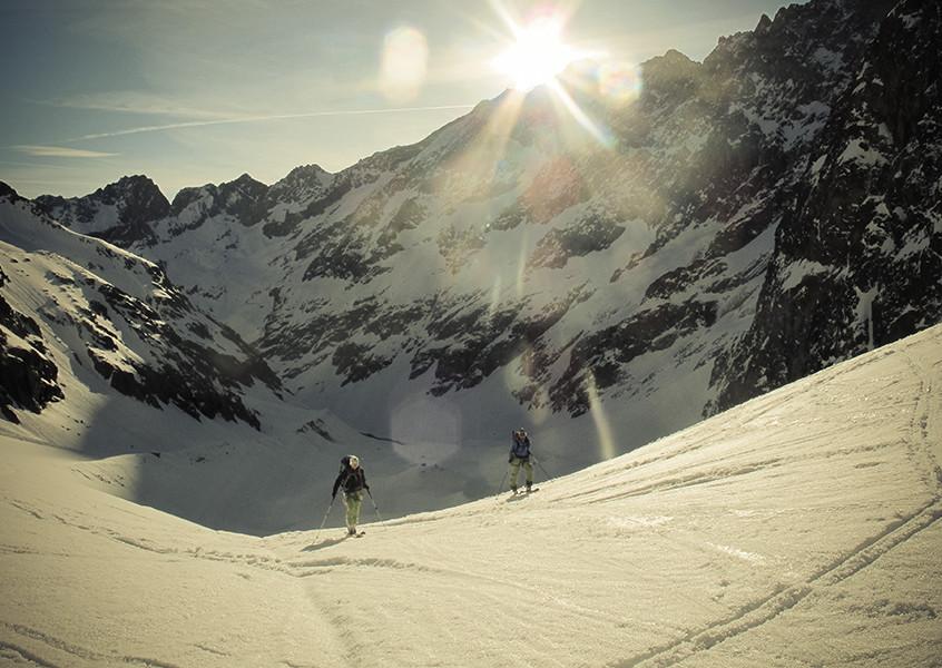 Skitour La Grave