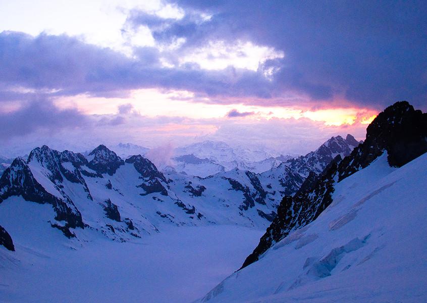 Skitouren in der Dauphine