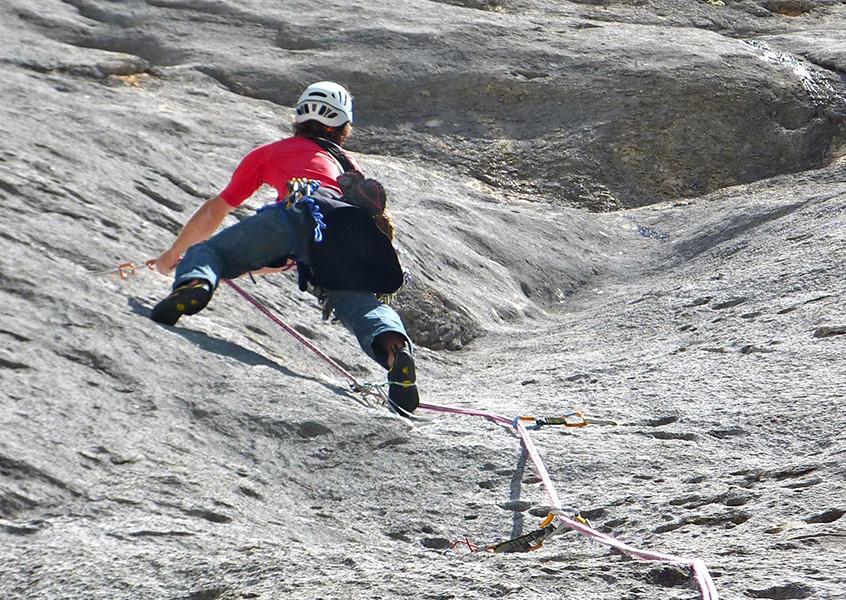 Bergführer für Marmolada Südwand