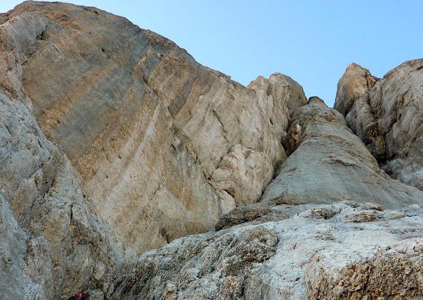 Klettern, Alpinklettern, Bergschule
