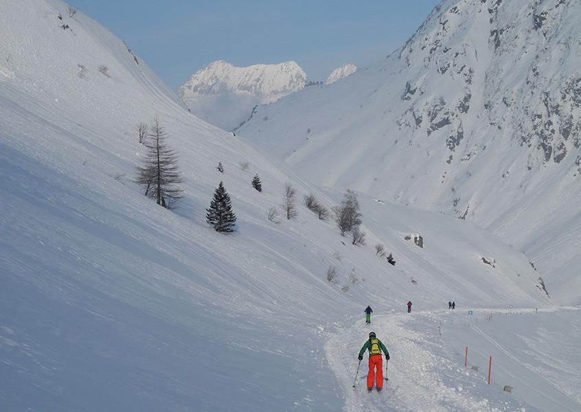 Andermatt Skifahren
