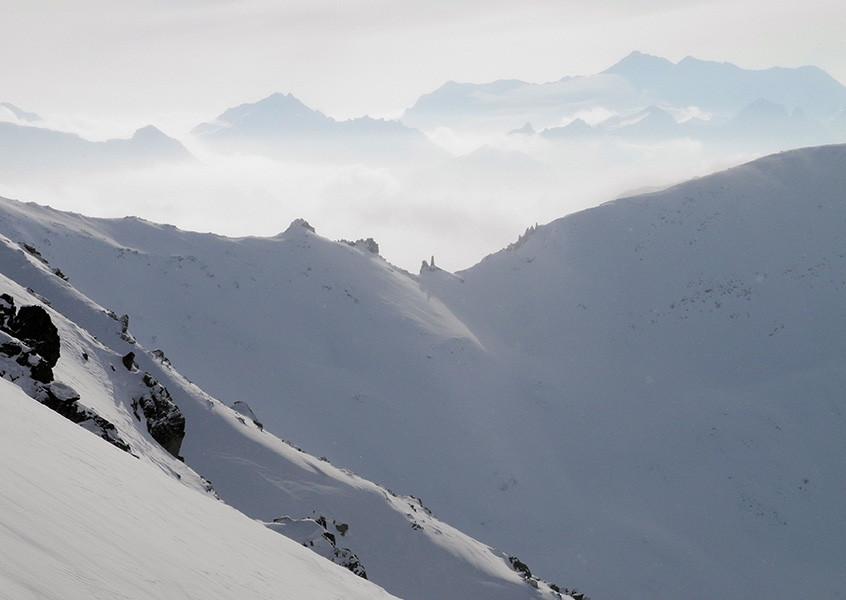 Freeride Andermatt Ski