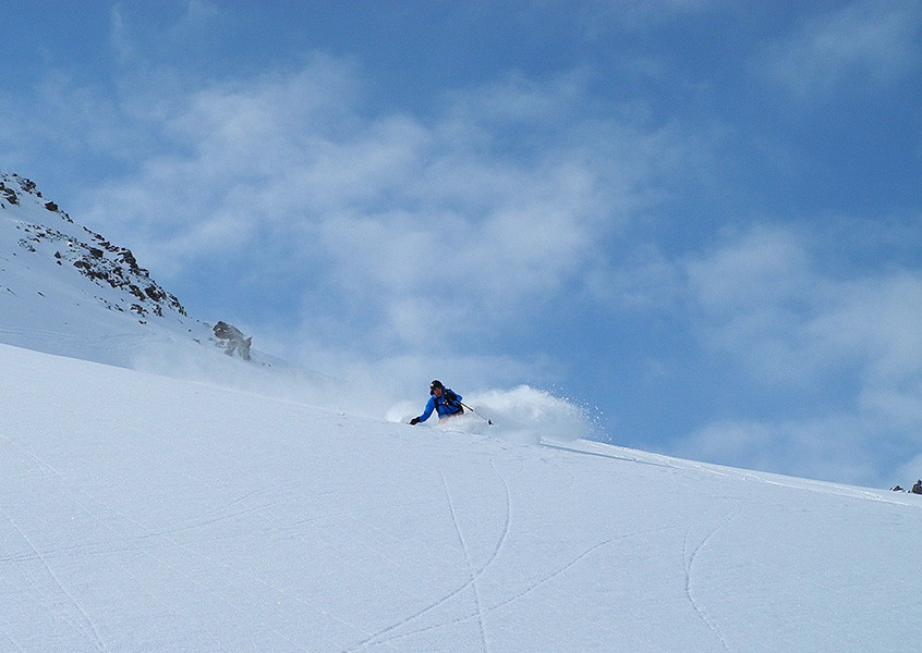Andermatt Freeride Guide